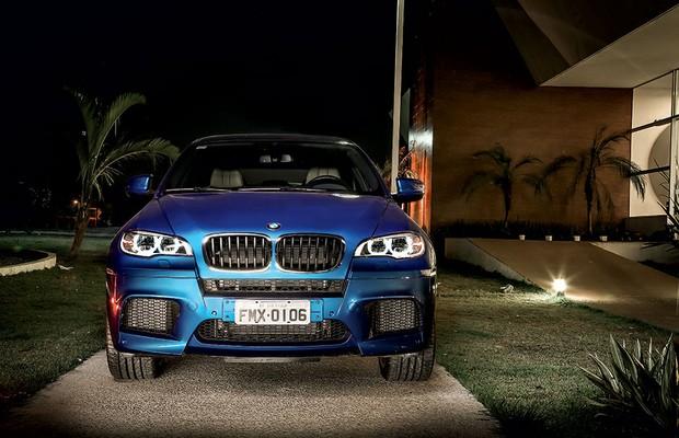 BMW X6 M (Foto: Rafael Munhoz / Autoesporte)