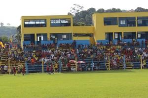 Estádio Zeca Costa, Mato-grossense (Foto: Olímpio Vasconcelos)