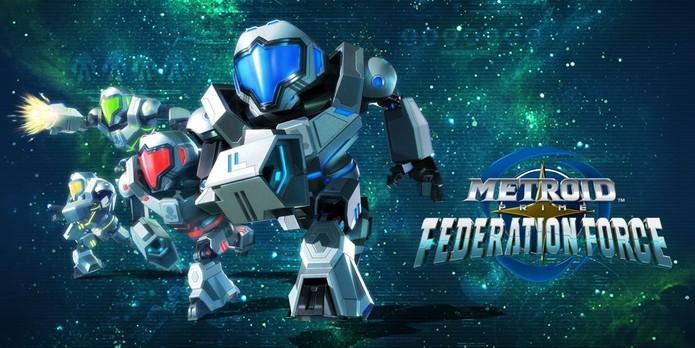 Metroid Prime Federation Force (Foto: Divulgalção/Nintendo)