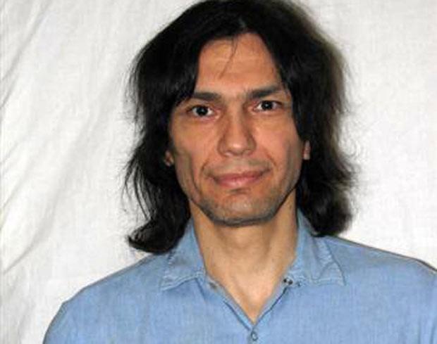 O serial killer Richard Ramirez em foto de 2007 (Foto: AFP)
