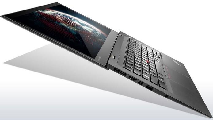 Notebook Lenovo ThinkPad X1 Carbon (Foto: Divulgação)