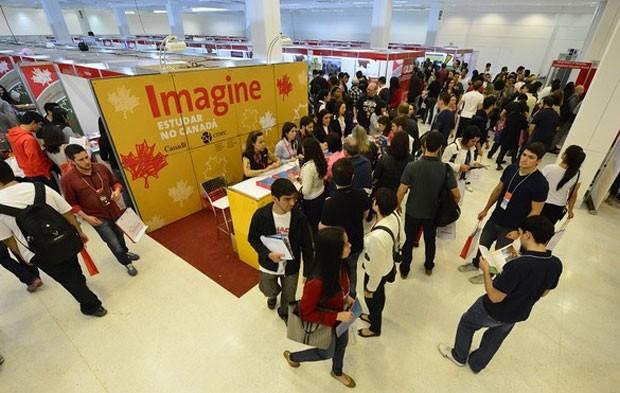 Instituições de ensino canadenses são uma das atrações da Eduexpo (Foto: Divulgação/Eduexpo)