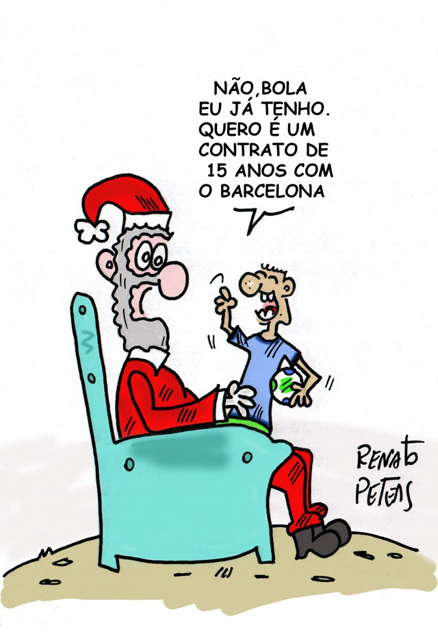 Tempos modernos-Charge Peters