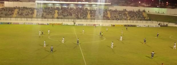 Remo perdeu para o Paragominas por 2 a 0 (Foto: Danilo Pires / TV Liberal)