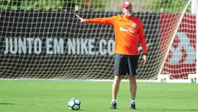 Antônio Carlos Zago, técnico do Inter (Foto: Ricardo Duarte / Inter, DVG)