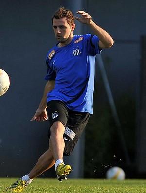 Montillo Santos (Foto: Ivan Storti / Divulgação Santos FC)