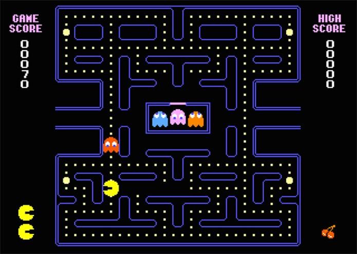 O Pac-Man clássico será lançado nos novos consoles (Foto: Divulgação/Bandai Namco)
