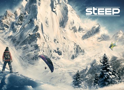 Testamos Steep, game de esportes radicais da Ubisoft