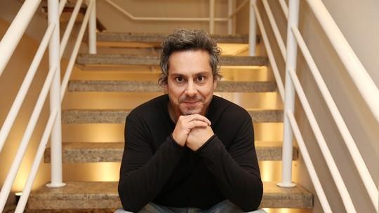 Alexandre Nero começa aulas de inglês para viver maestro João Carlos Martins: 'Vou mergulhar'