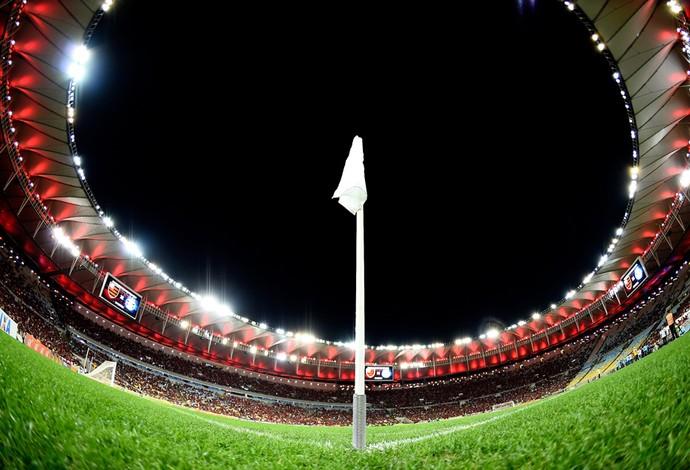 Maracanã Flamengo X Grêmo (Foto: Getty Images)