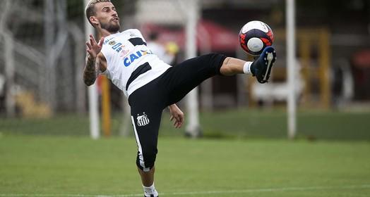 abalo na  relação (Ivan Storti / Divulgação Santos FC)