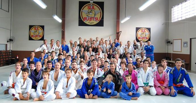jiu-jitsu rs (Foto: Bruno Junqueira/TXT Assessoria)