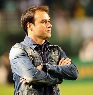 Sidney Moraes técnico Icasa (Foto: Marcos Ribolli / Globoesporte.com)
