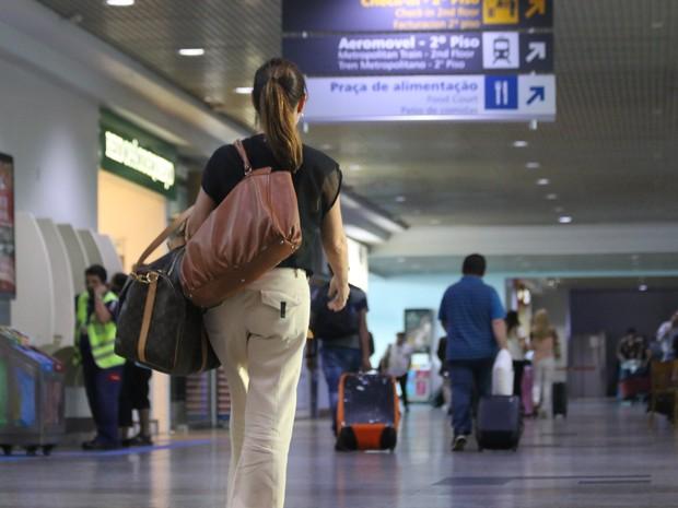 Aeroporto Salgado Filho foi um dos avaliados pelo pesquisa da Anac (Foto: Hygino Vasconcellos/G1)