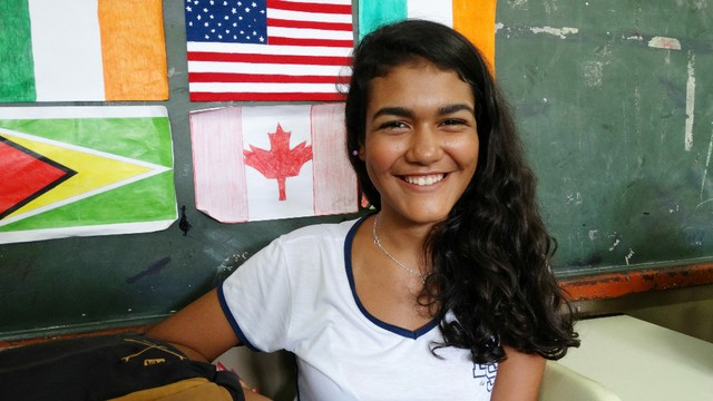 2ª Colocada - Luisy Fernandes de Souza - 202.159 votos (Foto: Renata Lins)