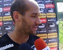 Rodrigo Souto evita falar sobre crise financeira do Bota e foca nos treinos