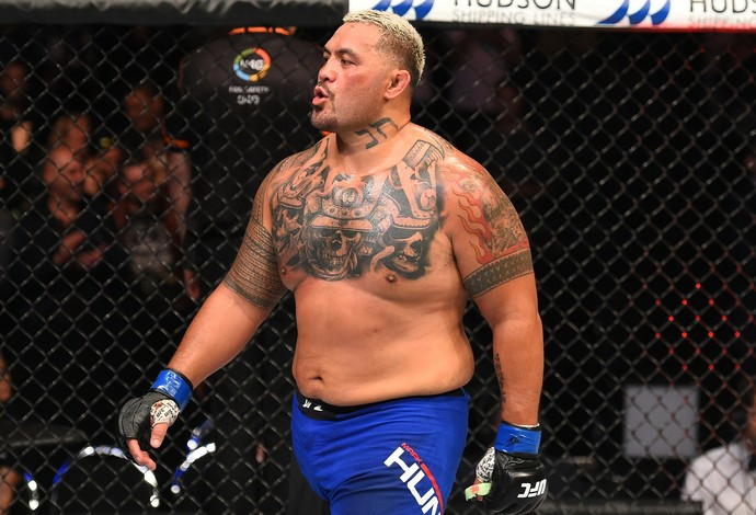 Mark Hunt UFC Auckland (Foto: Getty Images)
