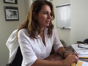 Especialista dia que menopausa é considerada precoce se ocorrer antes dos 40 anos (Foto: Michelly Oda / G1)