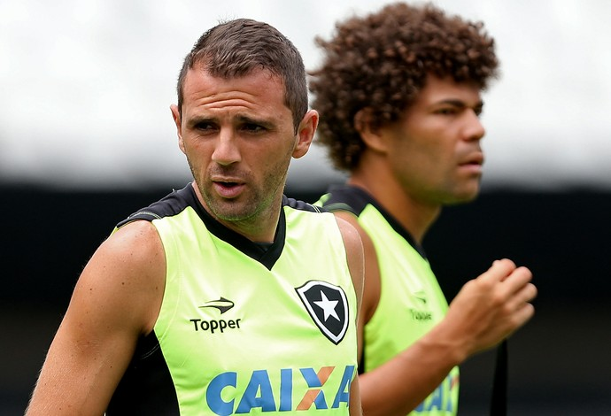 Montillo, Camilo, Botafogo (Foto: Vitor Silva/SSPress/Botafogo)