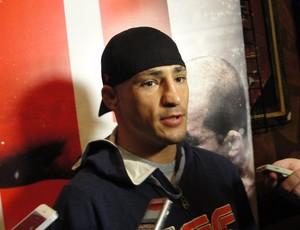 Diego Sánchez también sufre lesión y deja el card de la UFC 180