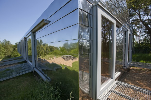 Balcing Barn (Foto:  Living Architecture/ Divulgação)