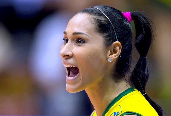 Jaqueline brasil vôlei (Foto: Divulgação / FIVB)