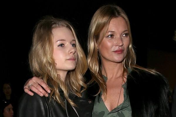 Lottie e Kate Moss (Foto: Getty Images)