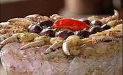 Aprenda a preparar um escondidinho de caranguejo especial (Reprodução/TV Liberal)