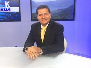 Izaias Santana, prefeito de Jacareí (Foto: Camila Carvalho/ TV Vanguarda)