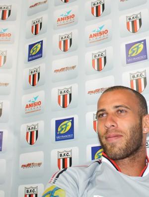 Goleiro Rafael é o novo reforço do Botafogo-SP (Foto: Cleber Akamine / globoesporte.com)