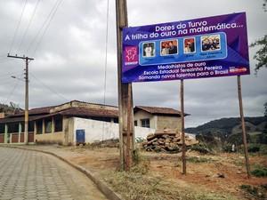 Dores do Turvo é a cidade com melhor desempenho na Obmep (Foto: Leonardo Pessanha/ Impa)