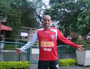 Carlinhos Paraíba (Foto: Site oficial do São Paulo FC)