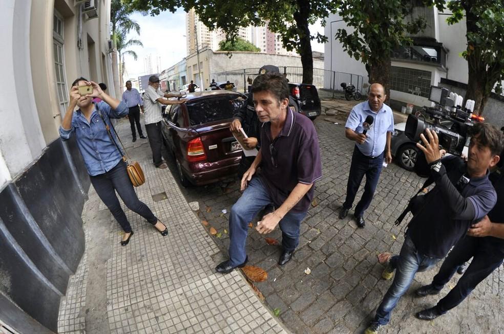 Ex-diretor do Idema, Gutson Reinaldo, citou o governador Robinson faria em delação (Foto: Magnus Nascimento/Tribuna do Norte)