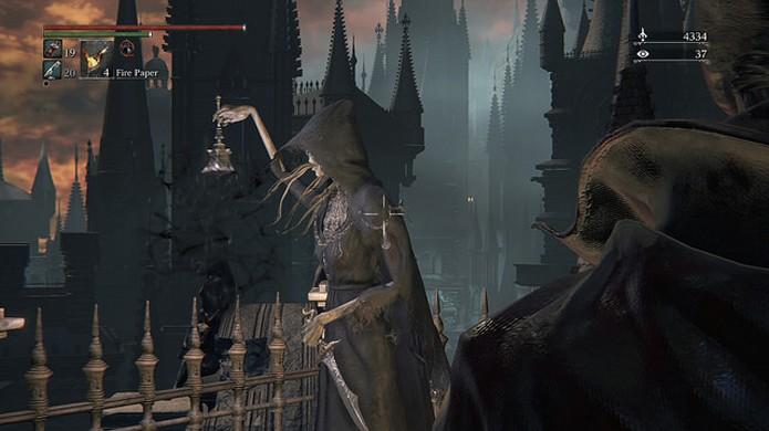 Multipalyer cooperativo de Bloodborne irá nivelar jogadores com diferença de poder muito grande (Foto: Divulgação)