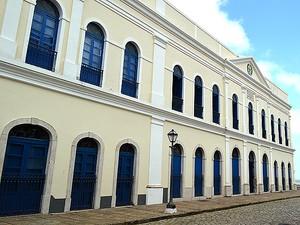 Casa do Maranhão reúne objetos da cultura maranhense (Foto: Maurício Araya / G1)