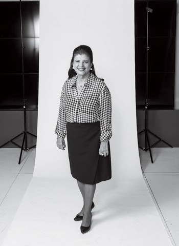 Empresa;Consumo;Magazine Luiza;Luiza Helena Trajano;conselho de administração (Foto: Gabriel Rinaldi)