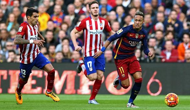 Barcelona x Atlético de Madrid