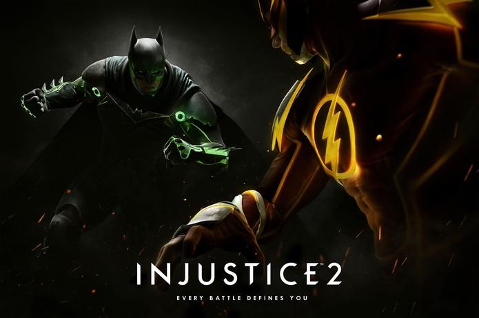 Injustice 2 chega em 2017 ao Xbox One e PS4 (Foto: Divulgação/Warner)