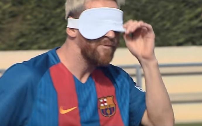 BLOG: Craques do Barça têm desafio com seleção espanhola paralímpica de futebol