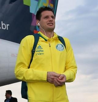 Vagner Palmeiras (Foto: César Greco / Ag. Palmeiras / Divulgação)