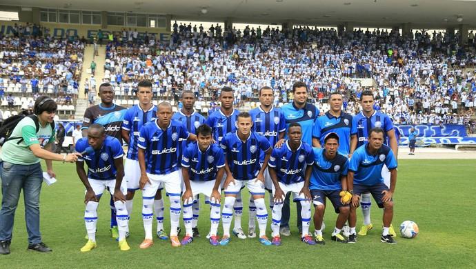 CSA x Confiança, Rei Pelé (Foto: Ailton Cruz/ Gazeta de Alagoas)