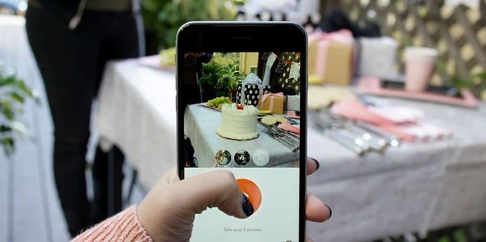 Prezi apresenta o aplicativo Nutshell, que transforma fotos em vídeos (Foto: Divulgação/Prezi)