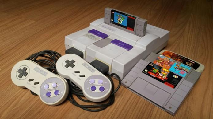 Lista de consoles antigos mais populares tem nintendo 64 e mega drive listas techtudo - Super nintendo 64 console ...