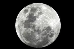 Fenômeno do 'Supermoon' acontece na noite deste sábado (5) (Foto: Laboratório Nacional de Astrofísica de Itajubá)