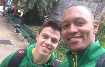Davi e Toledo destacam treinos fortes na busca por título no Sul-Americano
