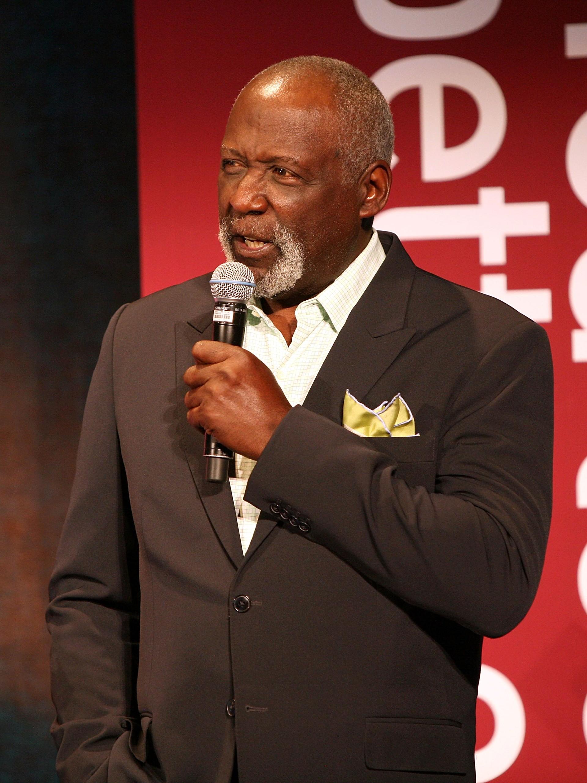O ator, conhecido pelos seus papéis em 'Shaft' (1971) e 'Seven: Os Sete Crimes Capitais' (1995), sobreviveu a um raro câncer de mama masculino. (Foto: Getty Images)