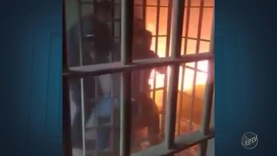 Dois dias após incêndio em delegacia de Monte Mor, Polícia Civil apura novo incidente