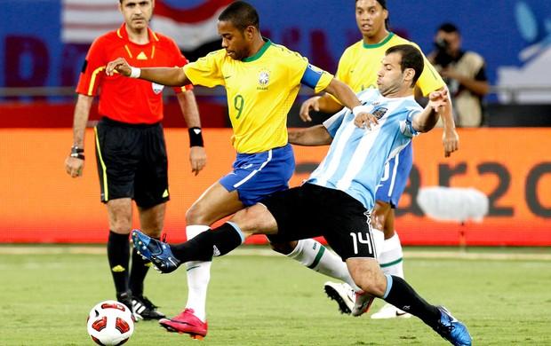 Raio-x  Brasil tenta reduzir vantagem da Argentina em campo neutro ... 43d3df4a59869