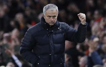 Por respeito ao Chelsea, Mourinho diz que será comedido em caso de gol