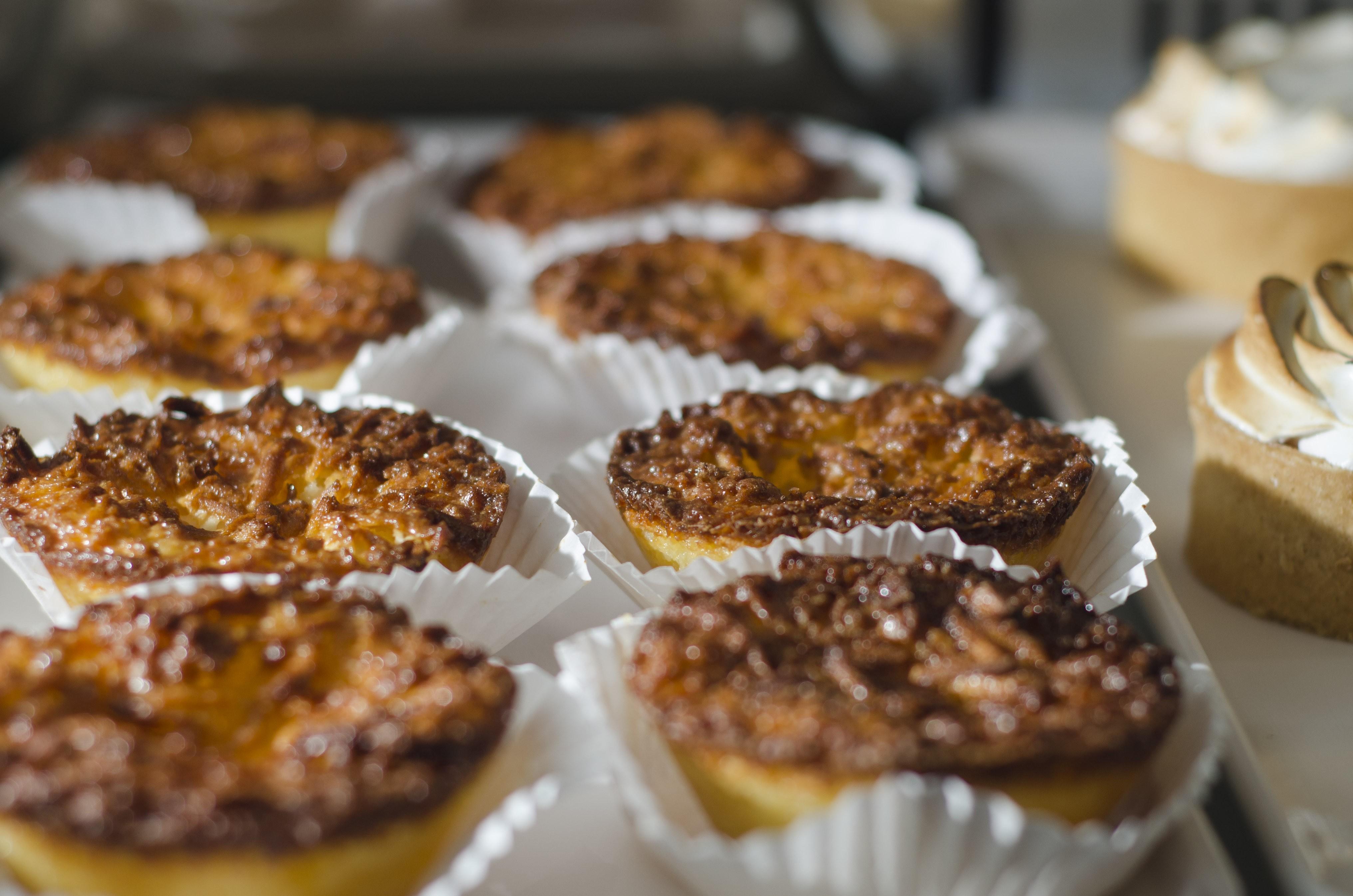 As cocadas de forno da Genoveva (Foto: Geison Zelinschi)